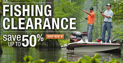 The fishin 39 hole online fishing equipment sales sonar for Fishing gear clearance