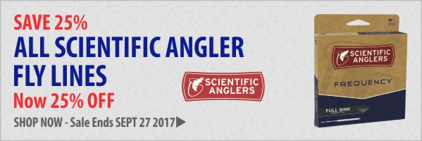SCIENTIFIC-ANGLERS-Fly-Fishing-Lines