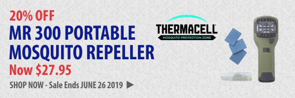 THERMACELL-MR300-PORTABLE-MOSQUITO-REPELLER-WITH-REFILL