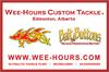WEE-HOURS CUSTOM TACKLE fishing products carried by The Fishin Hole