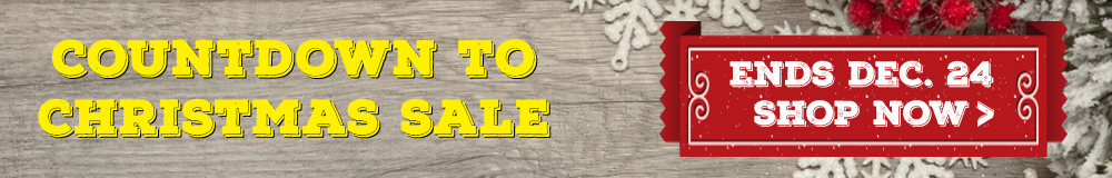 Countdown to Christmas Sale