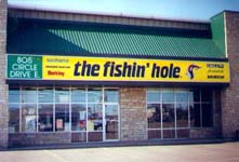 The Fishin Hole's Saskatoon Store picture