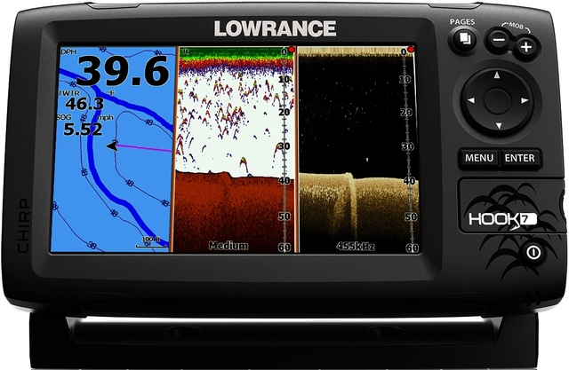 Big Rigs For Sale >> HOOK-7-DS-WITH-NAVIONICS+|fish-finders-sonar-gps-combos|The Fishin' Hole