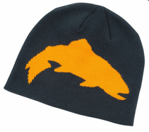 Name: TROUT-LOGO-BEANIE--ADMIRAL-BLUE Filename:9400410.jpg