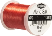 3881560|NANO SILK 6/0 RED 100 DENIER