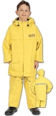 3883136|BOYS F/WATER RAINSUIT-L YEL