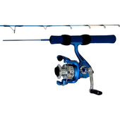 3889272|24INCH UL ICE BLUE COMBO/2BB REEL