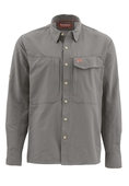 9378340|GUIDE LS SHIRT-PEWTER