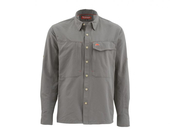 9378350|GUIDE LS SHIRT-PEWTER
