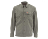 9399540|GUIDE SOLID LS SHIRT OLIVE